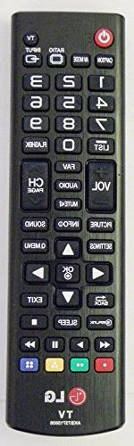 Durpower HDTV Smart Universal LG AKB73715608 TV Remote Contr
