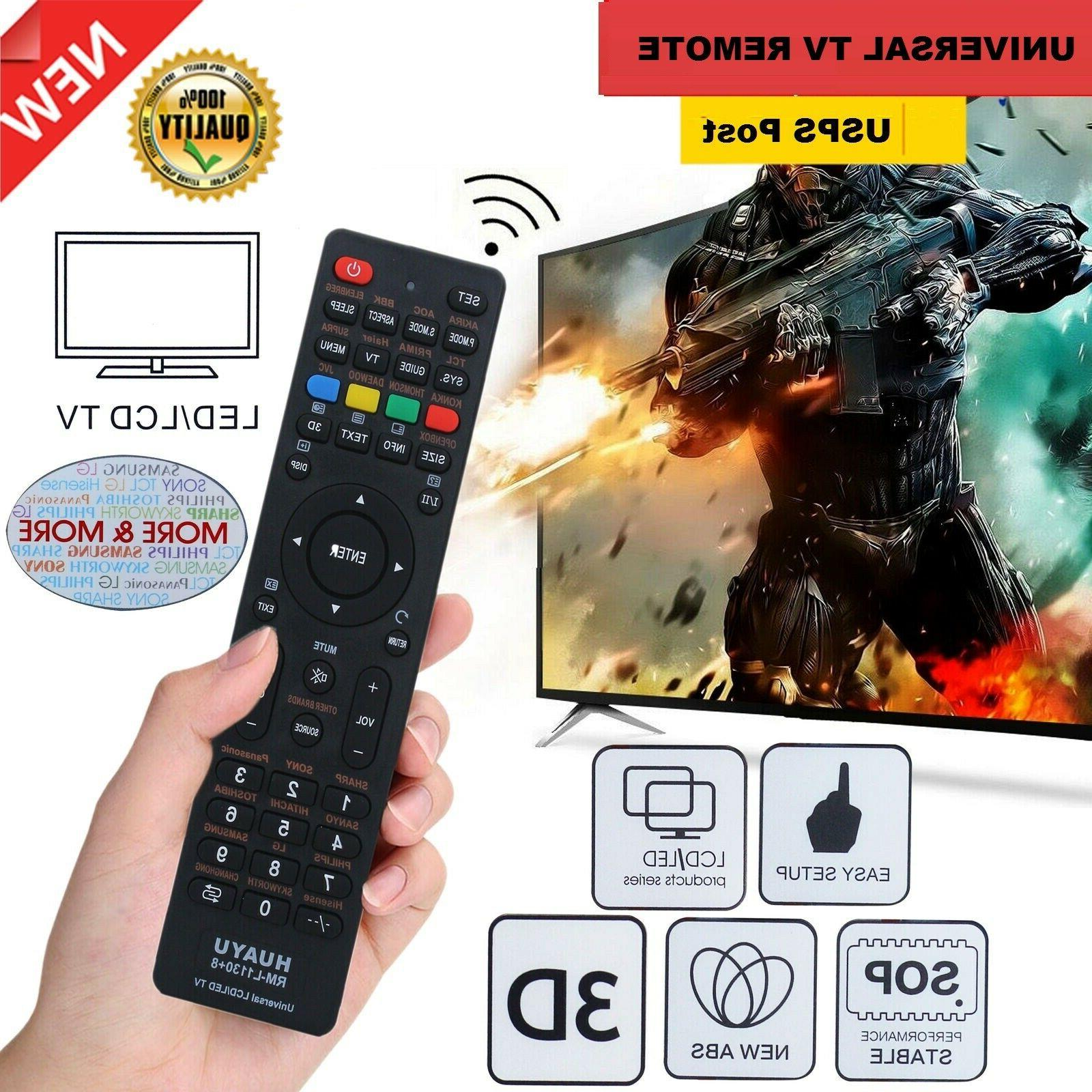 lcd led smart controller tv remote control