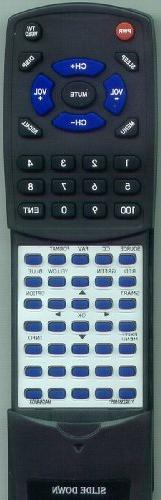Replacement Remote Control for MAGNAVOX 313923816951, RC2033