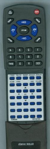 Replacement Remote Control for MAGNAVOX 32ME303V, 32FNT005,