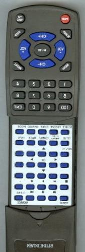 Replacement Remote Control for MAGNAVOX 19MD359B, 32MD350B,