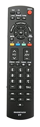 Vinabty New N2QAYB000485 Replaced Remote fit for PANASONIC T