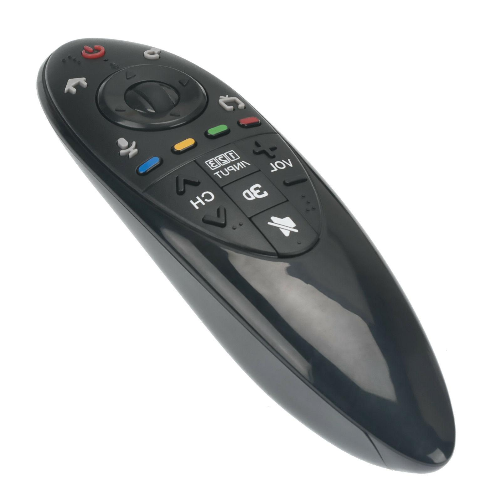 New Smart TV Remote Control AN-MR500G ANMR500G Replacement Smart