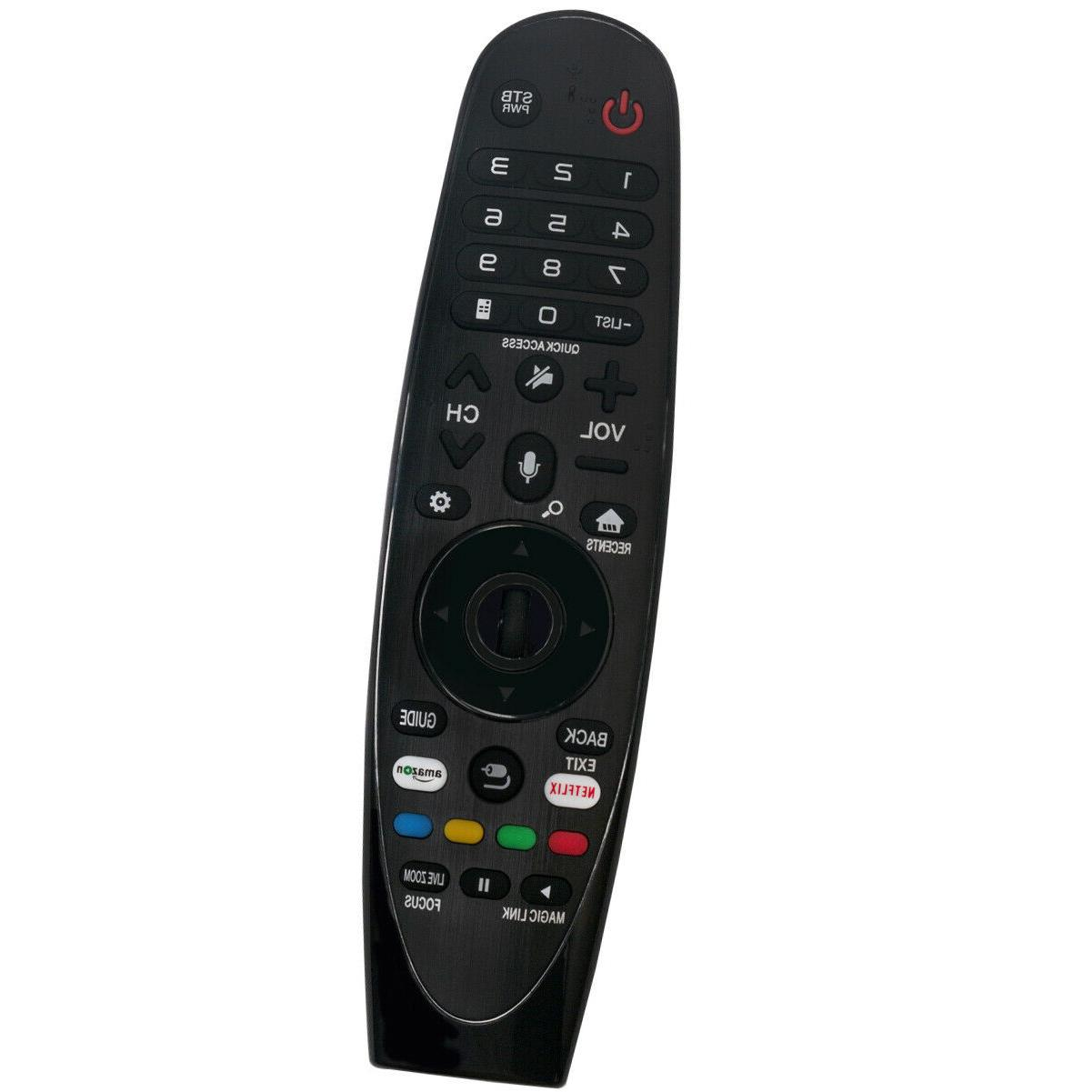 New Remote LG Smart