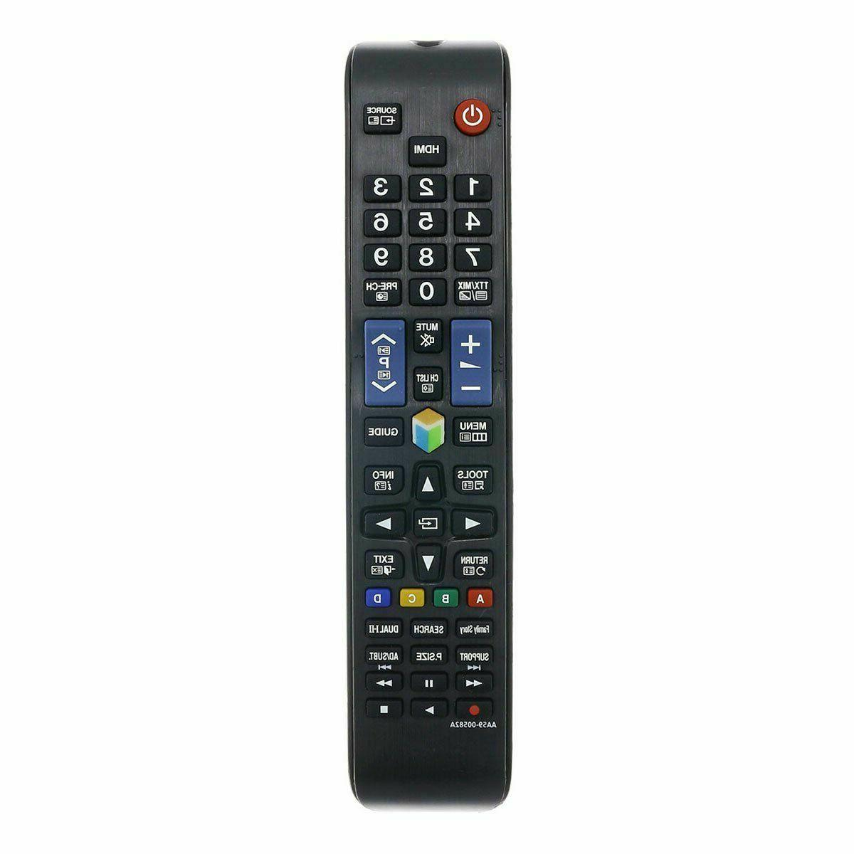 TV REMOTE CONTROL for All Samsung LCD LED HD Smart TV BN59-0
