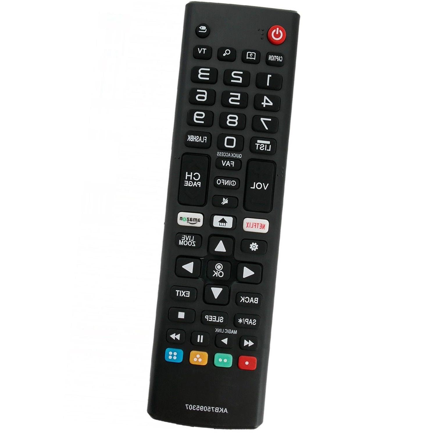 new akb75095307 remote control replace for lg