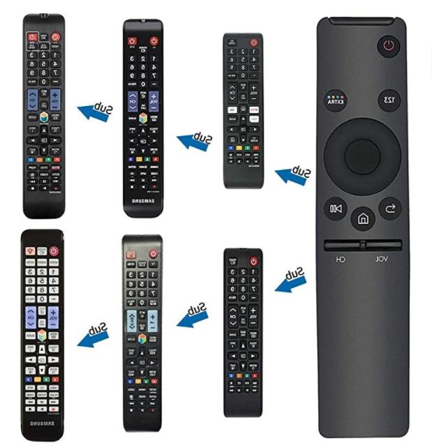 New Remote for Samsung UHD Smart TV