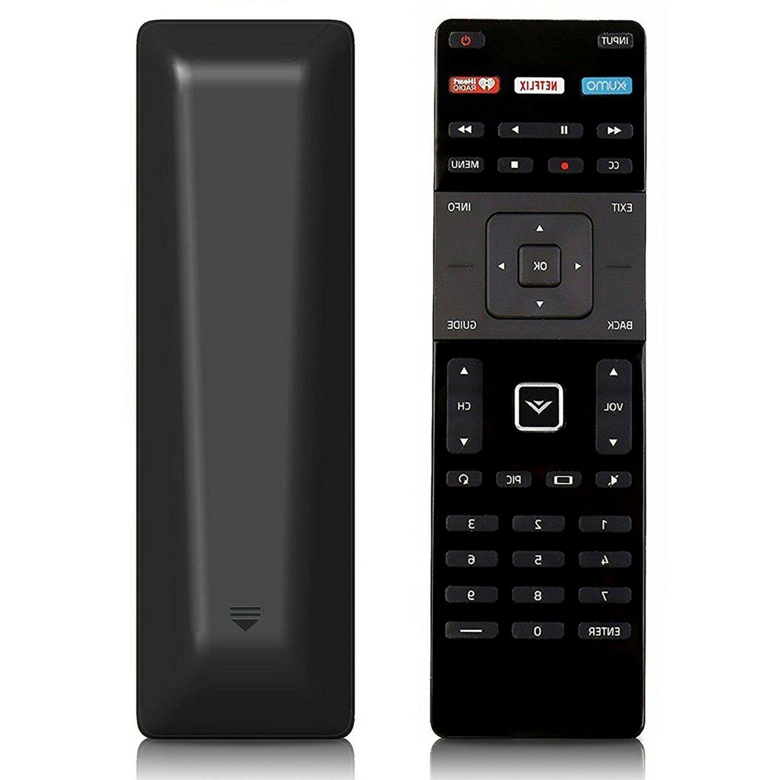 New TV Remote Control XRT122 with Netflix iHeart XUMO