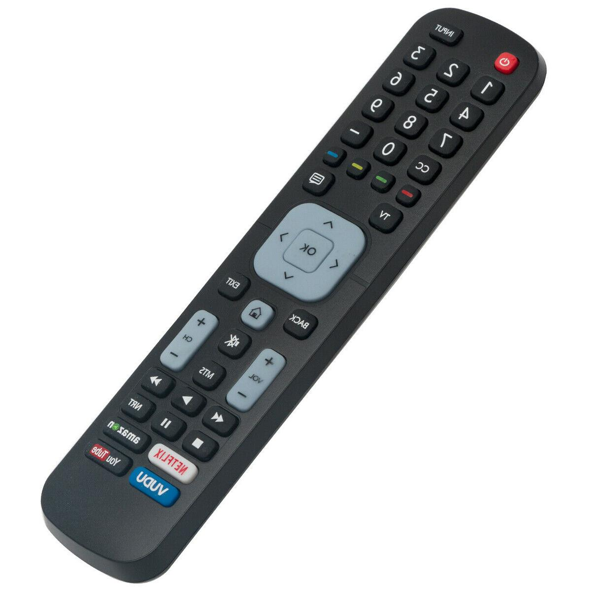 New Replace EN2A27S Remote for Sharp TV LC-55N5300U LC-55N60