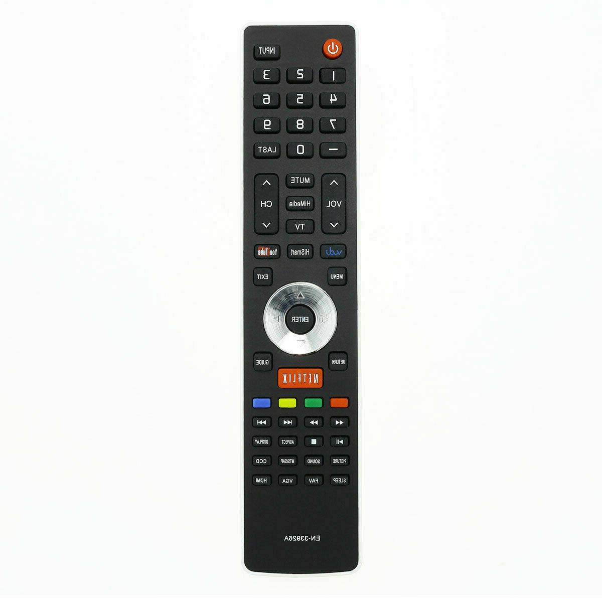 new hisense replacement remote control his 924