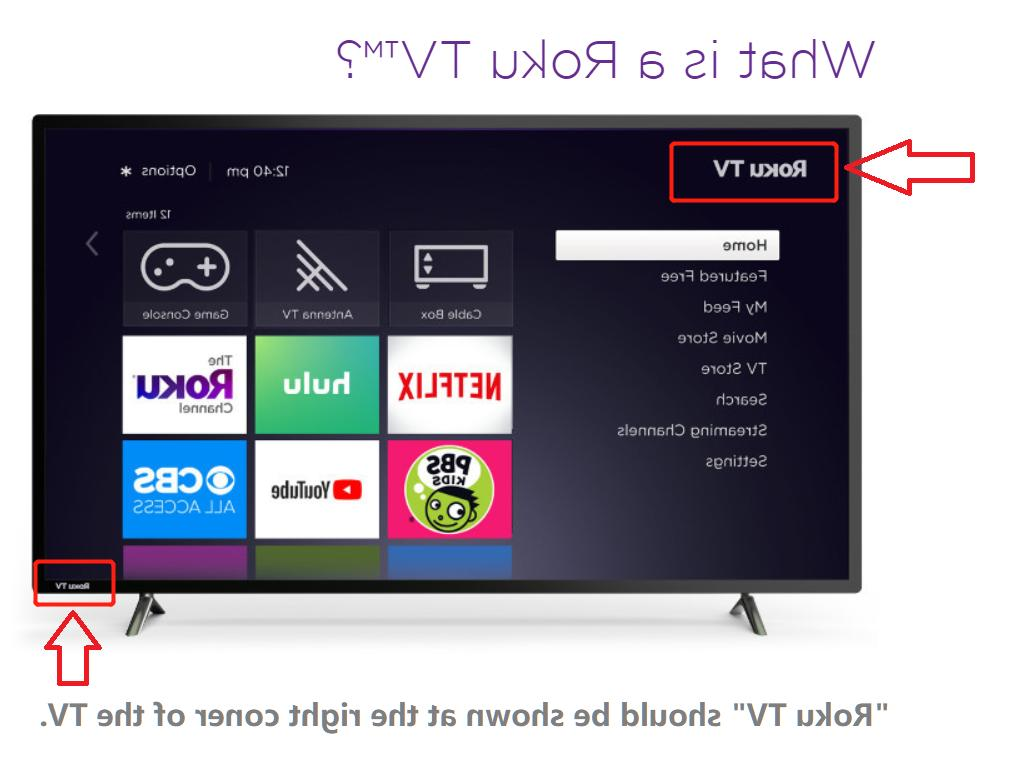 Remote Control Replace ROKU Smart TV
