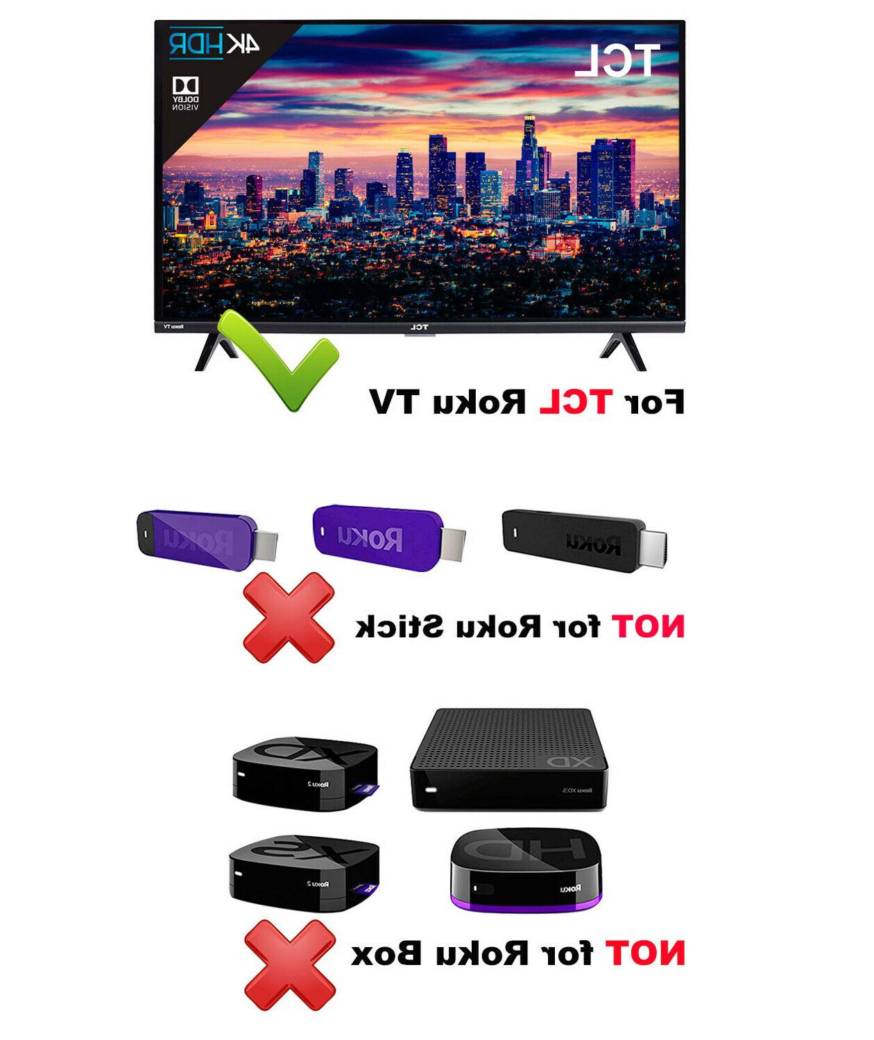 New for ROKU TV 28S305 32S3800 40FS3750