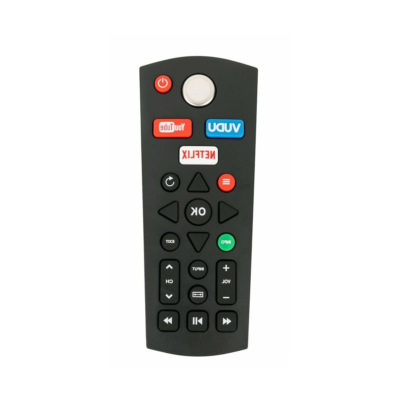 new remote control fit for westinghouse smart