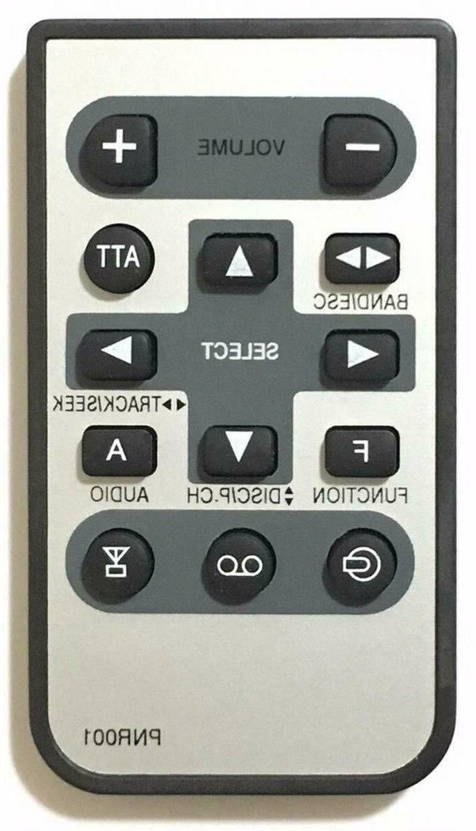 NEW REMOTE FOR CD Car