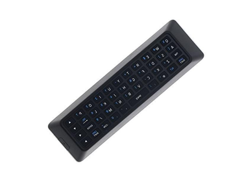 New Replace remote for with