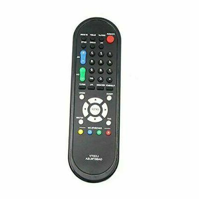 New Replaced Remote GA667WJSA for Sharp TVs LC32D47U LC52SB5