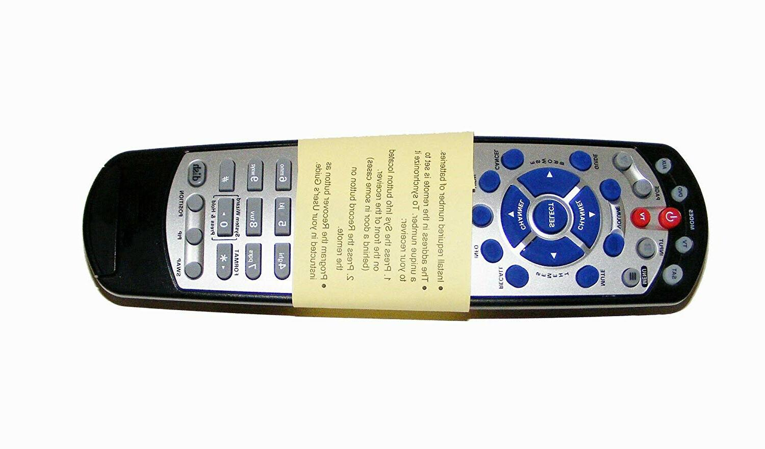 New Replacement Remote for Dish ExpressVU