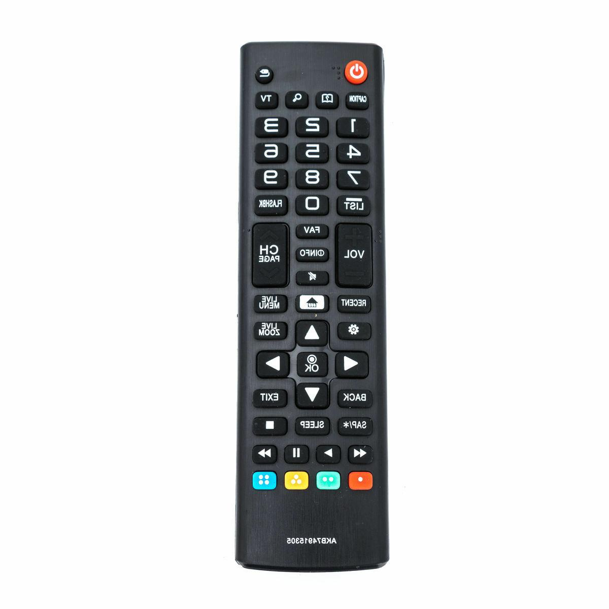 New for LG Smart Control AKB74915305 49UH6030 55UH6550