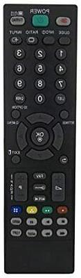 New Replacement TV Remote Control Fit for MKJ36998126 for LG