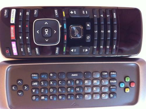 New control Qwerty side keyboard for VIZIO TV