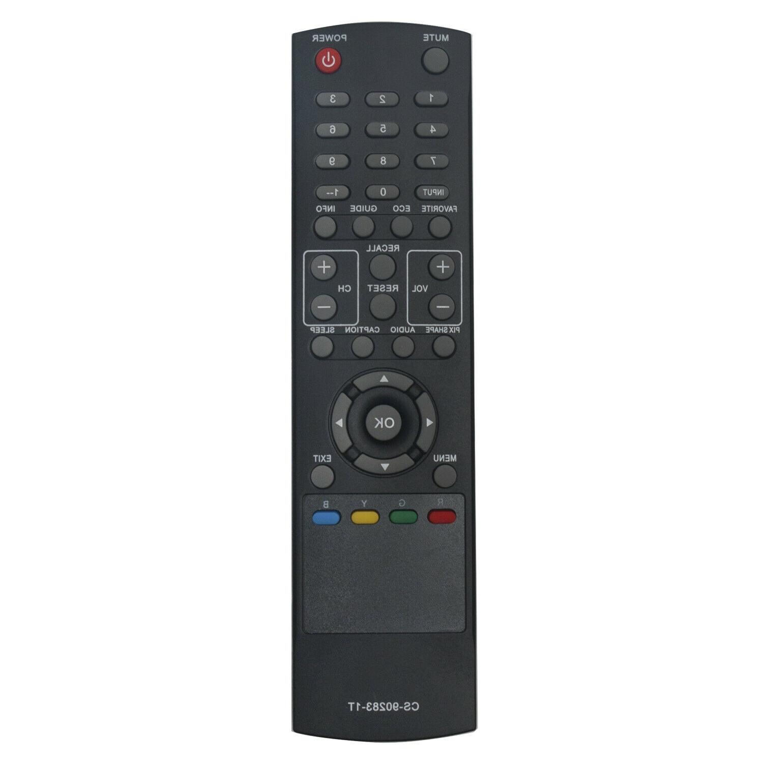 new cs 90283 1t replace remote control
