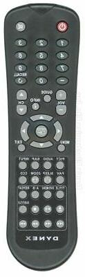 NEW Dynex TV/DVD Combo Remote Control 9071V11001