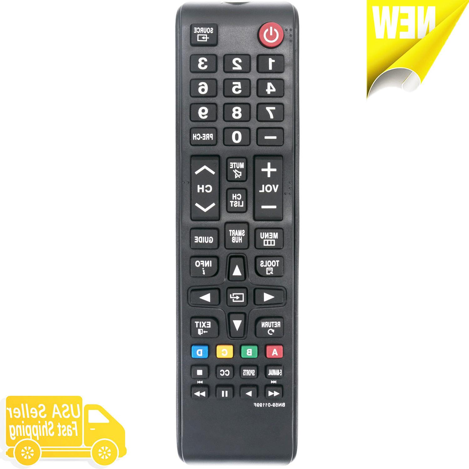 new tv remote control bn5901199f replacement