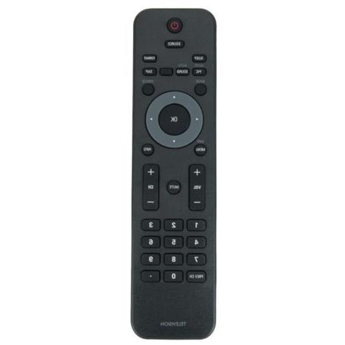 new tv remote for philips 32pfl3504d f7