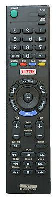 New TV Remote RMT-TX102U for Sony Bravia TV KDL-32W600D KDL-