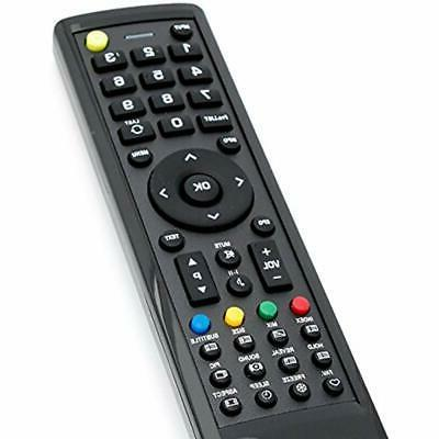 new universal replacement tv remote fit