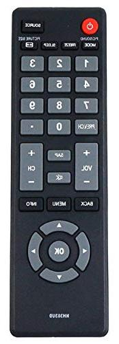 ALLIMITY NH303UD Replaced Remote Control fit for Emerson TV