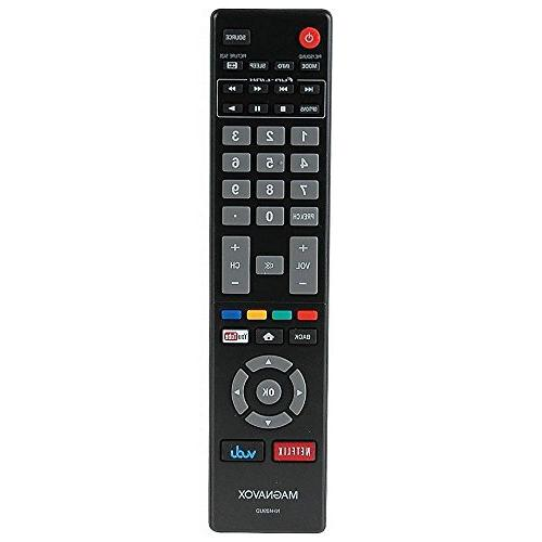 MAGNAVOX REMOTE CONTROL NH410UP MODELS