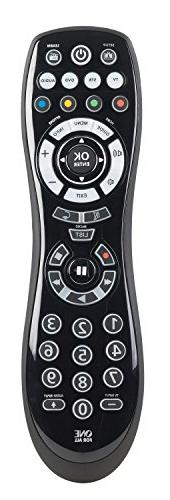 One For All OARUSB04G Four Device Universal Remote with Smar