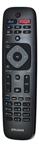 OEM Philips Smart TV Remote Control: 32PFL4609 32PFL4909 40P
