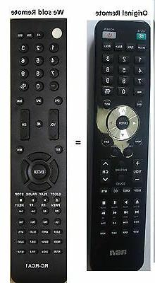 RCA RE20QP80 Remote RCA1 for LED30B30RQ 40LA45RQ LED42C45 32