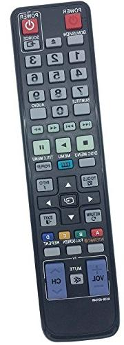 Smartby New Remote Control AK59-00104R for Samsung BD-C5300
