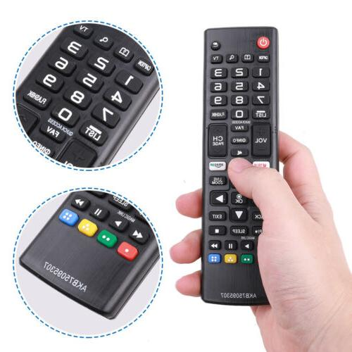 Remote AKB75095307 Replacement -LG 32LJ550B