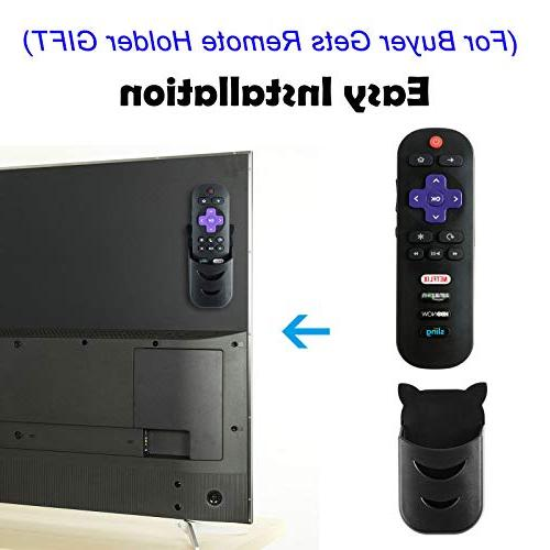 Remote Control ROKU TV RC282 55S405 50UP120 65S401 32S301 43FP110 43UP120 50FS3850 32S850