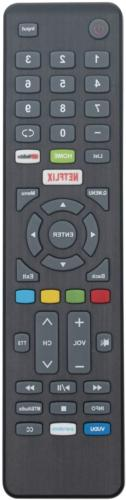 Remote Control for Element Smart TV E4SW5518 E4SFT5017 E4SFT