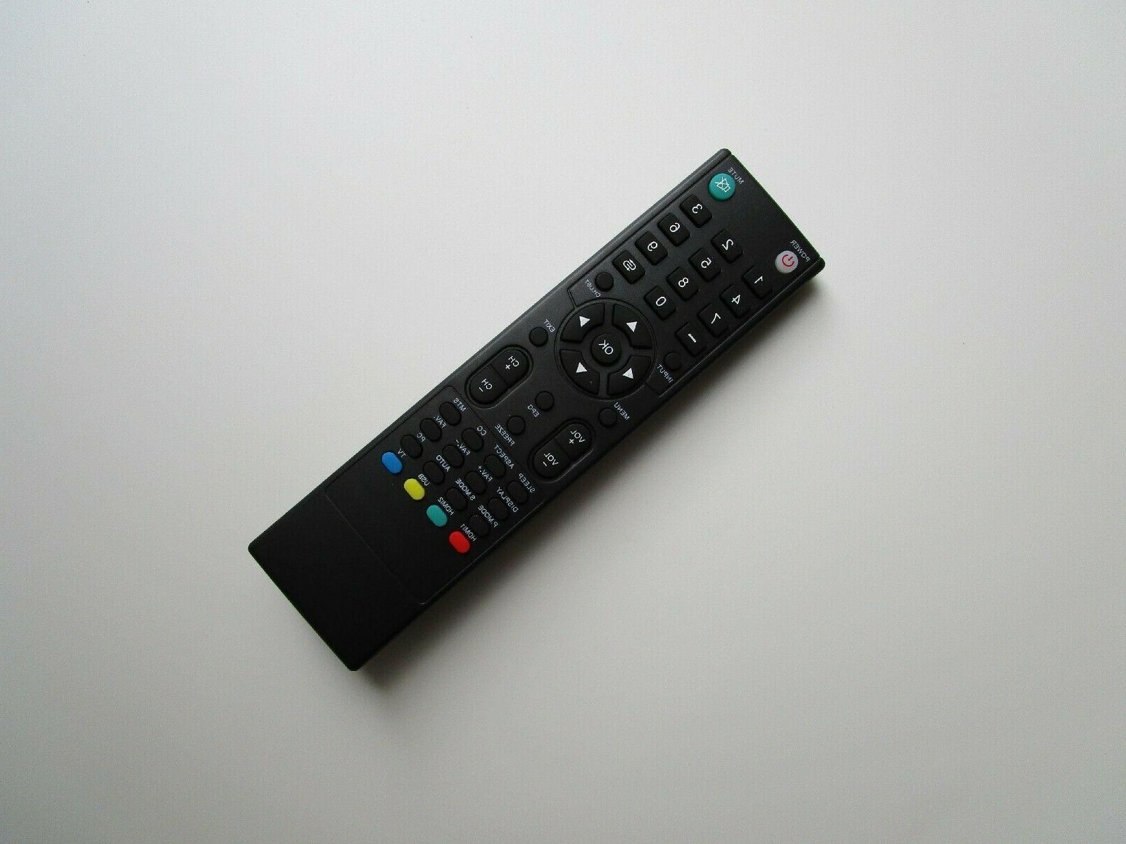 Remote For LED19A30RQ LCD