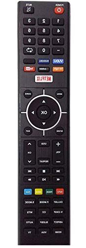 ALLIMITY Remote Control Replacement for Element 4K Smart TV