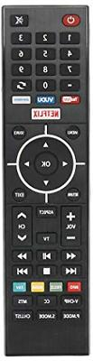 ALLIMITY Remote Control Replacement for Element TV E4SFT5017