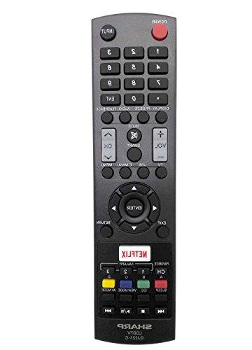 replaced remote control gj221 c
