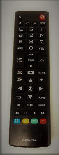 New Replaced Universal Remote AKB74915305 Smart TV Remote Co