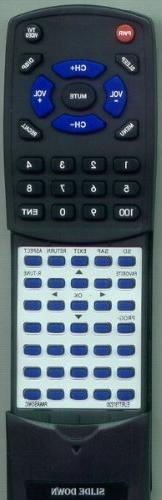 Replacement Remote Control for PANASONIC TH37PX60U, TH24PX60