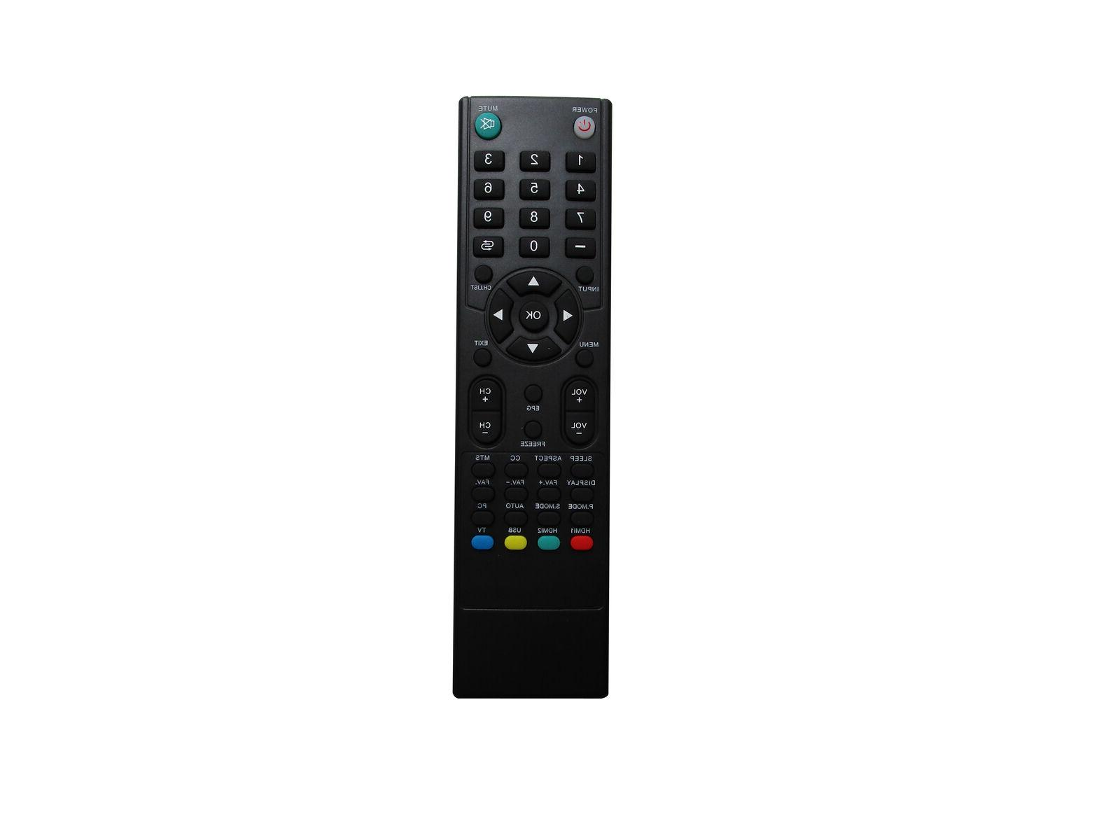 replacement remote control for rca re20qp05 20qp05