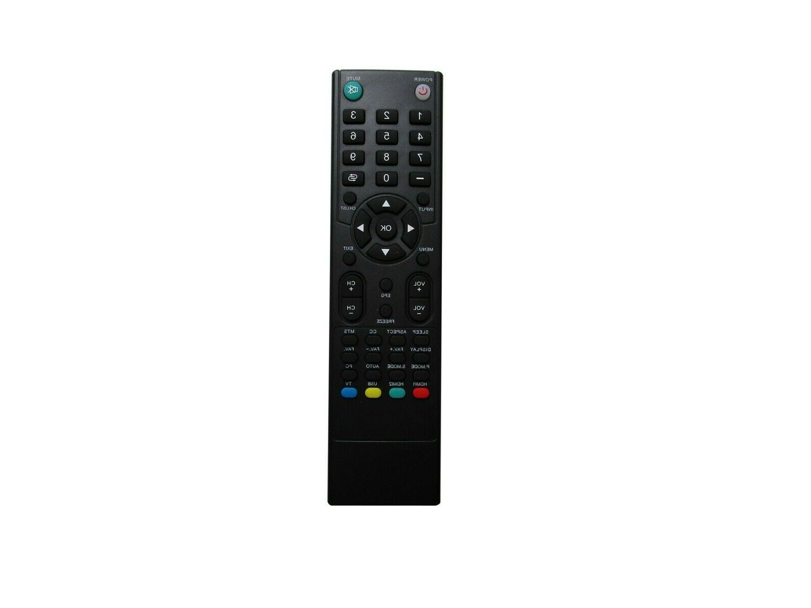 replacement remote control for rca wd12372 wd11452