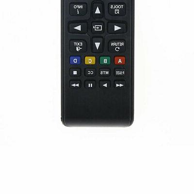 Replacement TV Remote