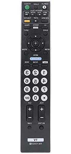 ALLIMITY RM-YD023 Replaced Remote Control Fit Sony TV KDL-37