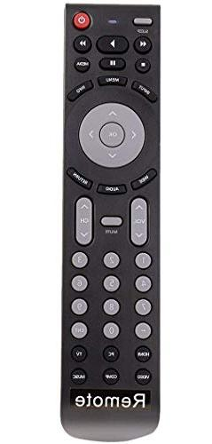 ALLIMITY RMT-JR01 Remote Control Replacement for JVC TV BC50